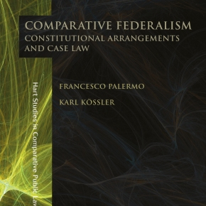 "Latest Book on ""Comparative Federalism –  Constitutional Arrangements and Case Law"""
